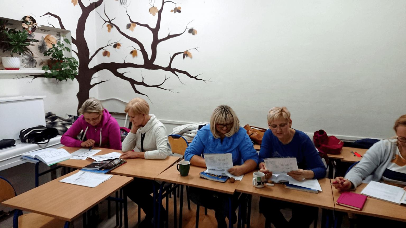 Szkolenie z angielskiego w Szczawnicy 2