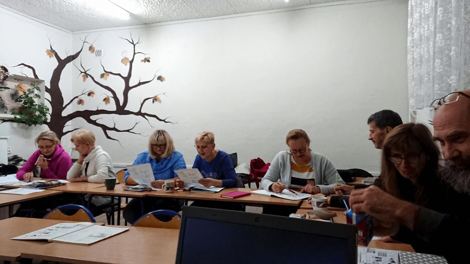 Szkolenie z angielskiego w Szczawnicy 3