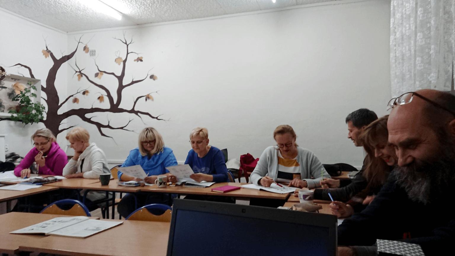 Szkolenie z angielskiego w Szczawnicy 4